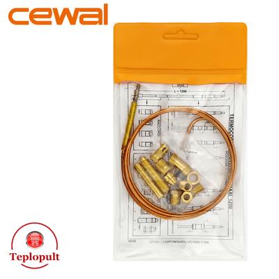 Термопара Cewal TU Maxi (1200mm), 17 компонентів