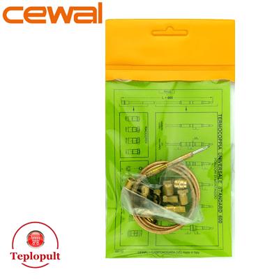 Термопара Cewal TU Standard (600mm), 13 компонентів
