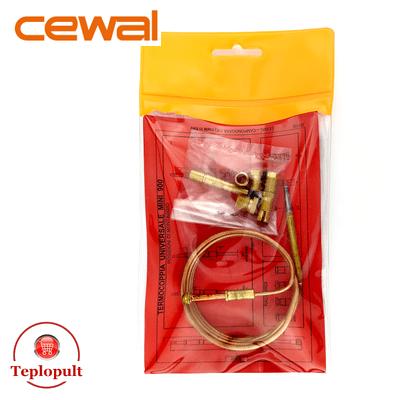 Термопара Cewal TU Mini (900mm), 8 компонентів