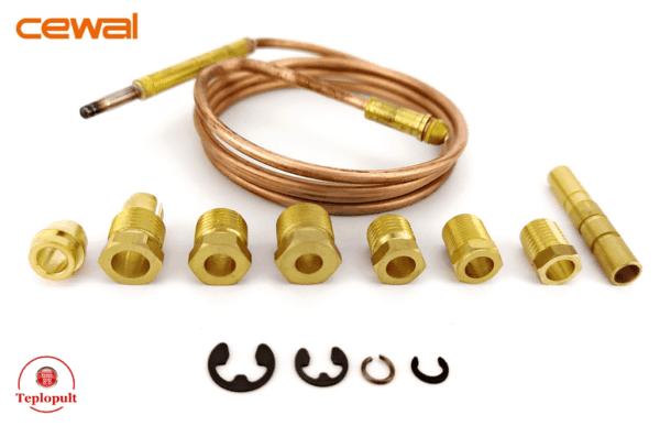 Термопара Cewal TU Standard (900mm) на 13 компонентов