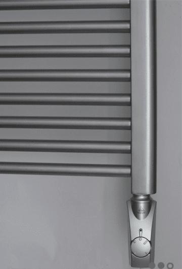 Тэн HEATPOL 600W, к полотенцесушителю (никель)
