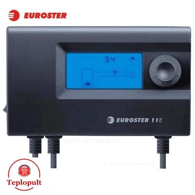 Автоматика EUROSTER 11E (на 1 насос ЦО, бойлер, буфер)