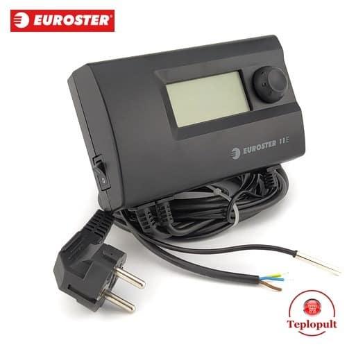 Автоматика EUROSTER 11E (на 1 насос ЦО або ГВП)