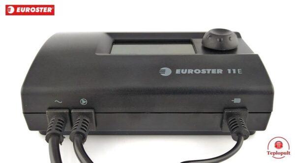 Контроллер EUROSTER 11E [для 1 насоса ЦО или 1 насоса ГВ]