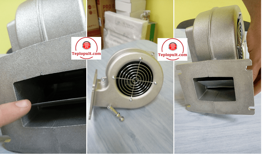 Как подобрать вентилятор для котла