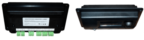 Контролер EUROSTER 11WBZ (на 2 насоса и 1 вент.)