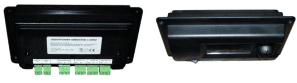 Контролер EUROSTER 11WBZ (на 2 насоса і 1 вент.)