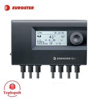 Контролер EUROSTER 12M управляє 3-4-ход.клапаном