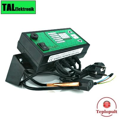 Автоматика для котла TAL RT-22 (на 1 насос + 1 вент)