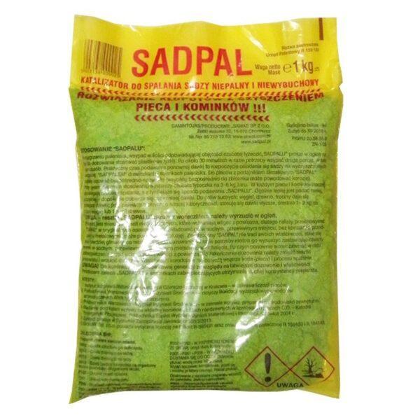 Очиститель дымохода – катализатор SADPAL – 1 кг (пакет)