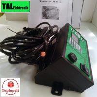 Автоматика для котла TAL RT-22 (настільна на 1 насос+1 вент)