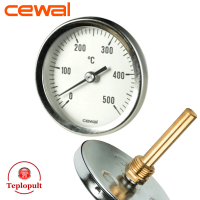 Пирометр CEWAL PSZ 63GC (Ø63mm, 0-500 °C, L-50mm)
