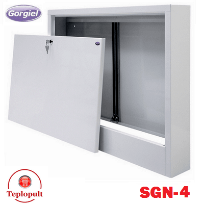 Шкаф коллекторный Gorgiel SGN-4