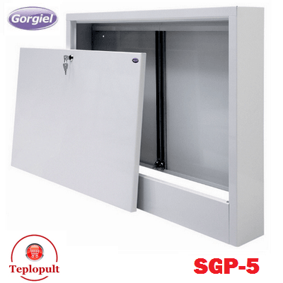 Шкаф коллекторный Gorgiel SGN-5