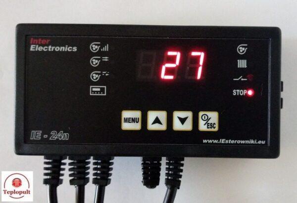 Автоматика для котла IE-24n (на 1 насос і 1 турбіну)