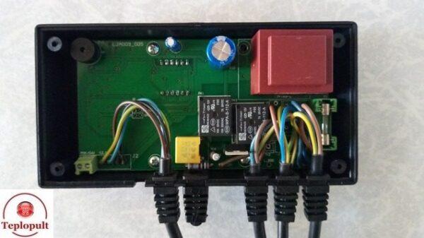 Автоматика для котла IE-24n (на 1 насос и 1 турбину)