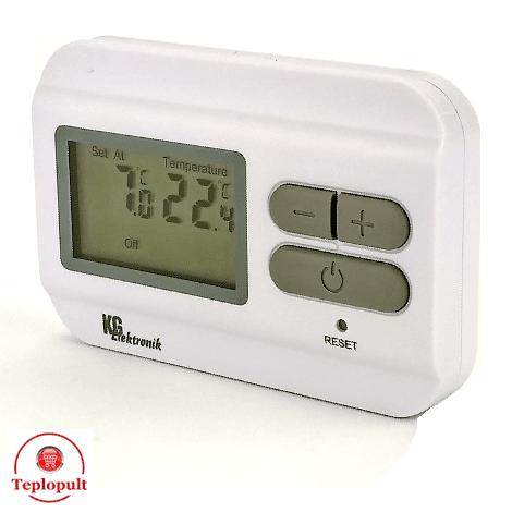 Кімнатний термостат KG Elektronik C3