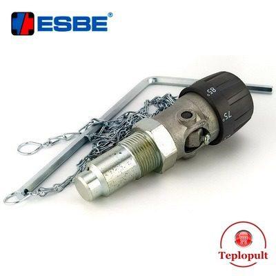 Механический регулятор тяги ESBE ATA212