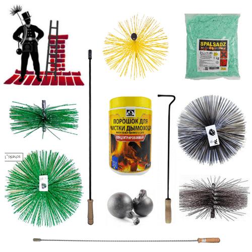 Очистка котла и дымохода