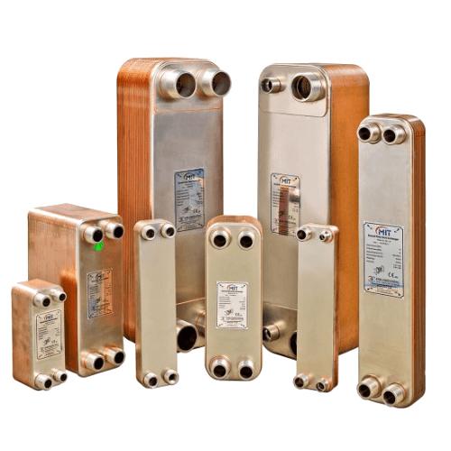 Теплообмінники для газового котла