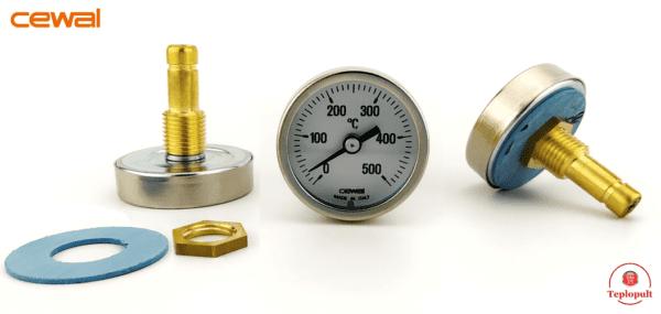 Пірометр CEWAL PSZ 40 ST (Ø40mm 0-500°C L-34mm)