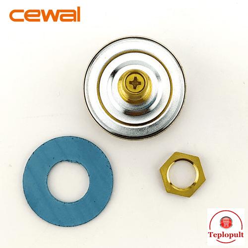 Пирометр CEWAL PSZ 40 ST (Ø40mm 0-500°C L-34mm)