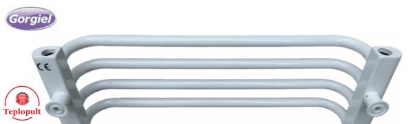 Полотенцесушитель белый Gorgiel AE – 171/56 (Польша) – 31 ребро