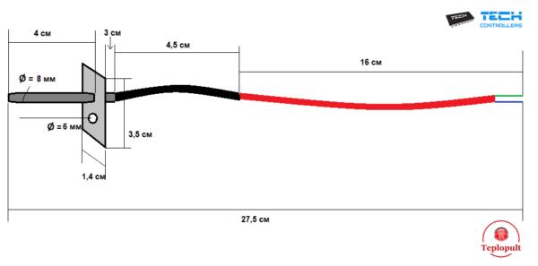 Автоматика для котла ST-28 zPID (на 1 вент+2 насоси)