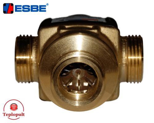 Трехходовой смесительный клапан Esbe VTA 572 30-70°C DN25 1 1/4″ (арт.31702600)