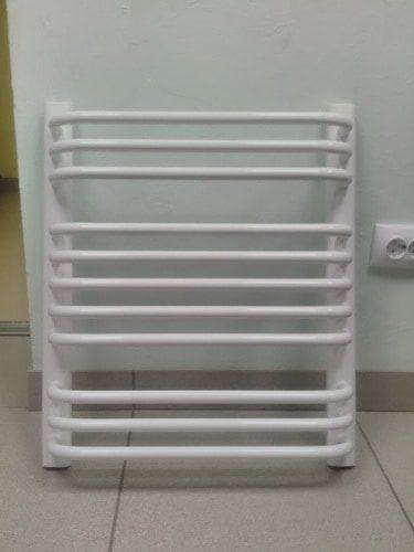 Полотенцесушитель белый IFRATHERM STANDARD 600х550 (Польша) – 11 ребер