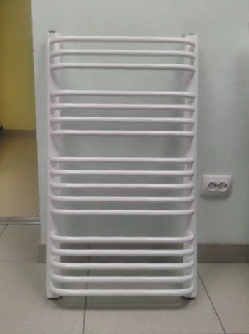 Полотенцесушитель белый IFRATHERM STANDARD 908х550 (Польша) – 17 ребер