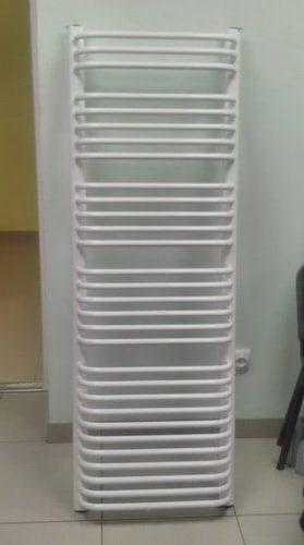 Полотенцесушитель белый IFRATHERM STANDARD 1524х550 (Польша) – 30 ребер