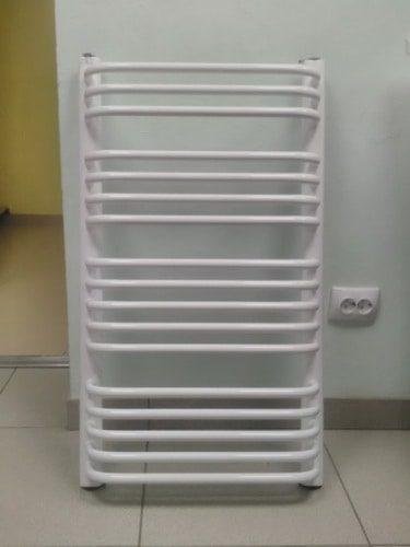 Полотенцесушитель белый IFRATHERM STANDARD 908х400 (Польша) – 17 ребер