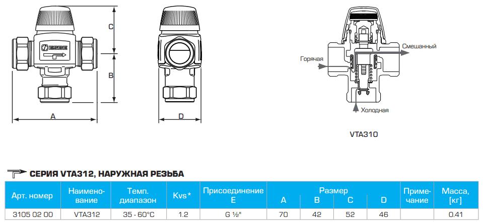 VTA 312
