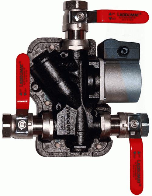 Термосмесительный узел Termoventiler Laddomat 21-100