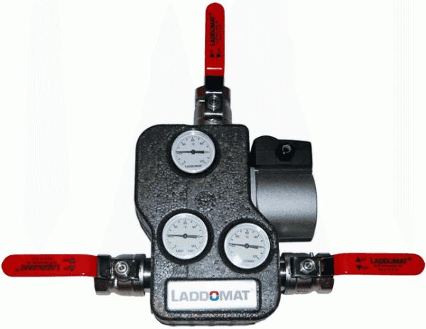 Термозмішуючий вузол Termoventiler Laddomat 21-100